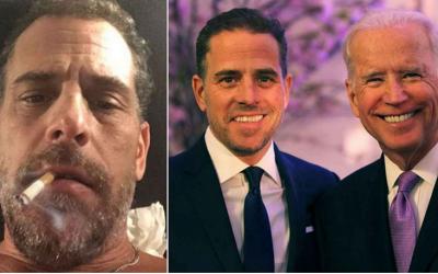 The Biden Crime Family Comes Undone