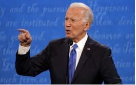 FACT CHECK: 4 big Biden debate lies