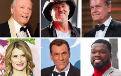 MAGA Celebrities Are Finally Coming Forward — Here's The List By David NG