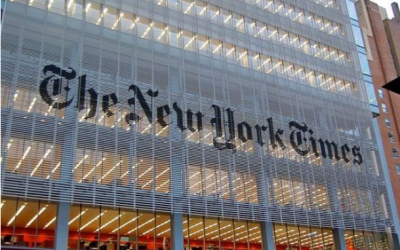 The New York Times Just Surrendered to Trump