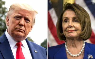 Trump Announces No Stimulus Relief Deal Before Nov. 3 Election