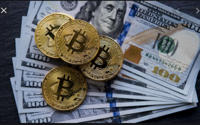 Bitcoin Outperforms Nasdaq Over Last 12 Months, Bonds Bid As Dollar Skids