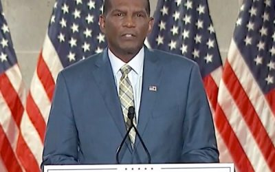 Burgess Owens to Newsmax TV: 2020 Brought Us Close to Losing Freedom
