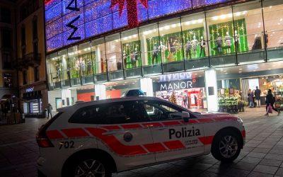 Police: Assailant in Swiss Knife Attack Was Jihadist