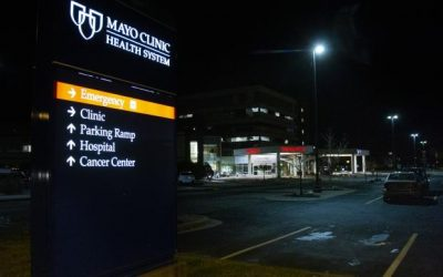 Mayo Clinic's Northwest Wisconsin Hospitals Placing Beds In Ambulance Garage, Lobbies