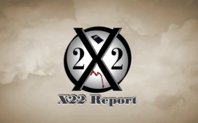 X22 Report Podcast Ep. 2383a and 2383b