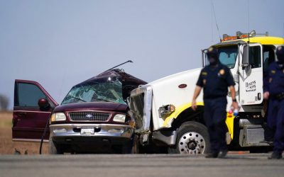 ICE opens human smuggling probe into Calif. deadly crash