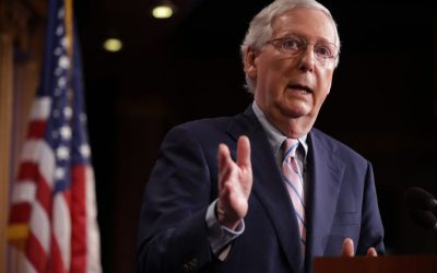 Sen. McConnell: Democrats are jamming us with COVID-19 relief