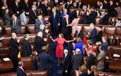 House Democrats move on H.R.1 'For the People Act' to eliminate voter ID requirements, remove GOP congressional seats