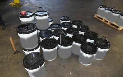 Border Officers Seize Narcotics Worth Over $24 Million at the World Trade Bridge