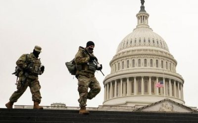 "D.C. Police Issue Emergency Alert On ""Possible"" Militia Plot To Breach Capitol Tomorrow"