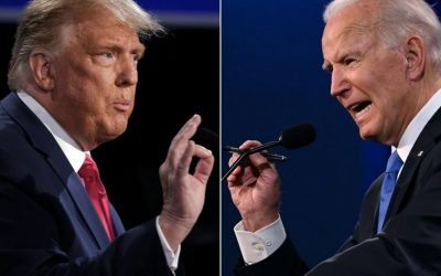 Study: MSM coverage heavily slanted in Biden's favor