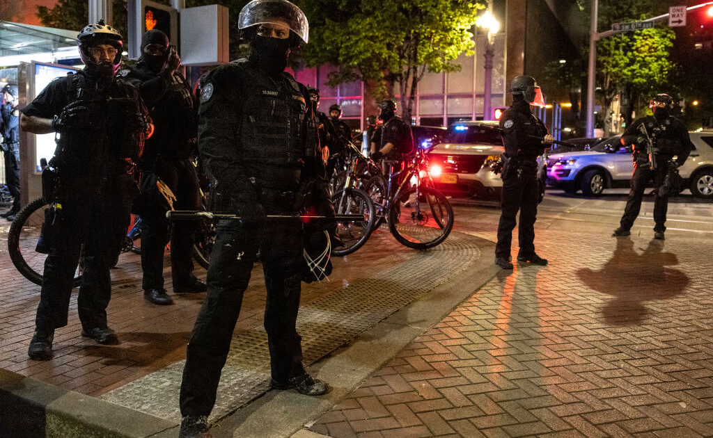 Portland's mayor extends state of emergency amid Antifa, BLM terror after Chauvin trial