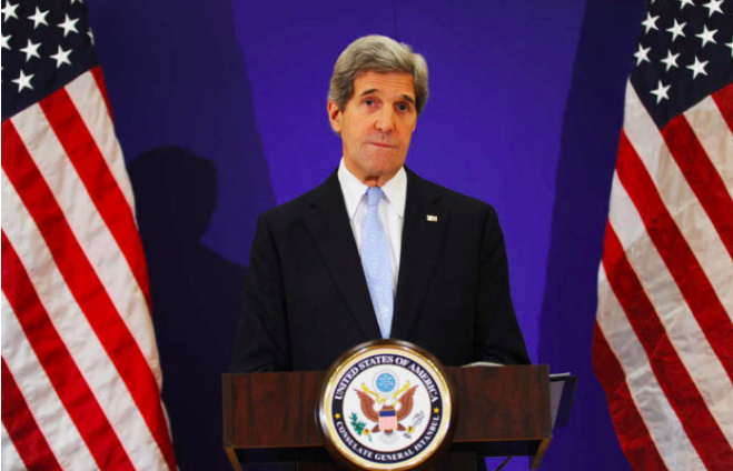 John Kerry Caught Flying Private Jet To Talk About Climate Change
