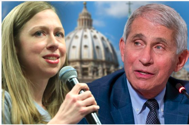 Pro-Abortion Dr. Fauci, Chelsea Clinton to Speak at Vatican Health Conference