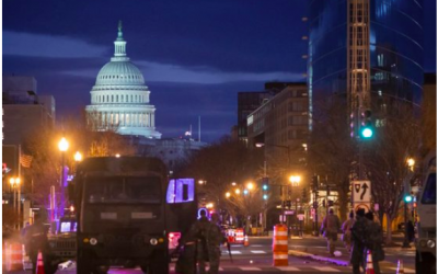 'Deadly Insurrection?' Capitol Police Officer Died of 'Blood Clot' – Not Capitol Riot Injuries