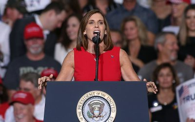 Martha McSally's ex-deputy campaign manager pleads guilty to stealing more than $115,000 from campaign
