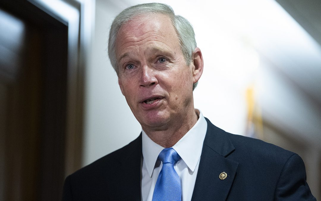 Sen. Johnson calls out Fauci after NIAID funded Wuhan lab research: Why were we 'cooperating with China?'