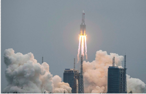 China Aims to Become the World's Leading Space Power by 2045