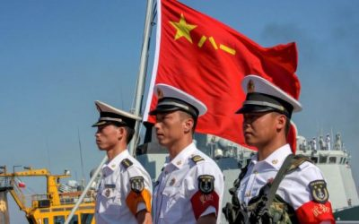 US General Says China Seeking A Military Base On Africa's Atlantic Coast