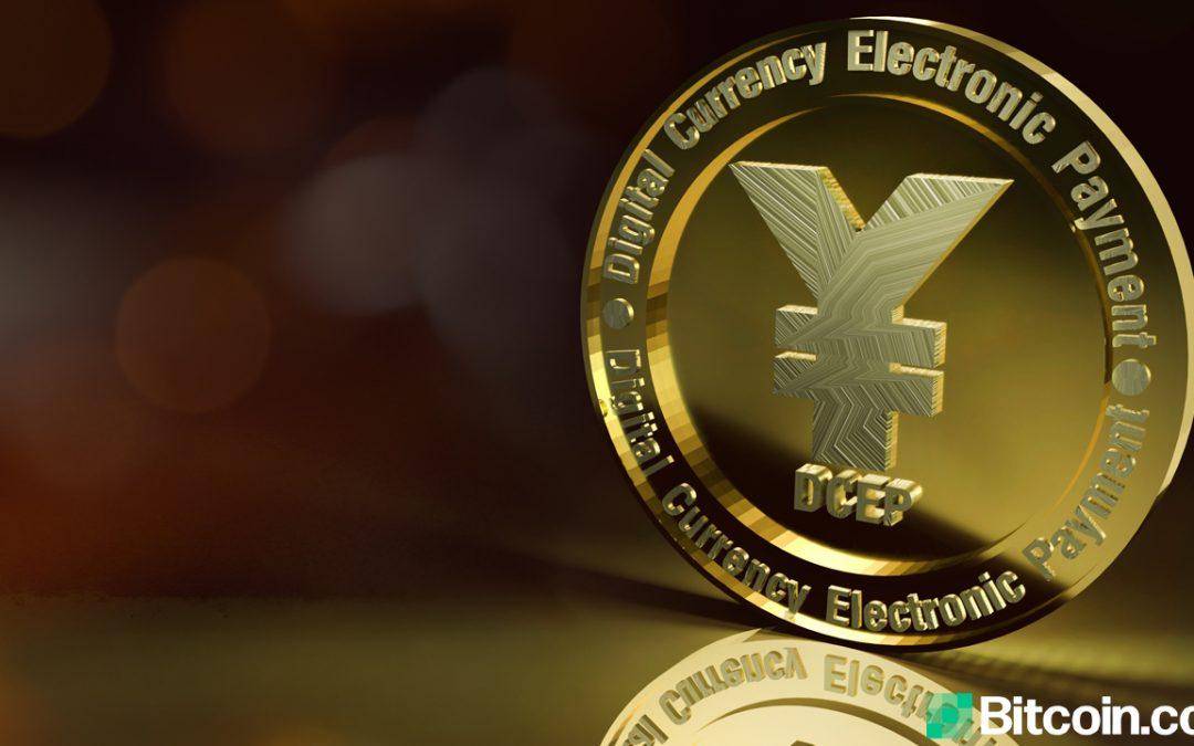 China's Digital Yuan Smart Card to Feature Biometrics and Fingerprint Scanning – Bitcoin News