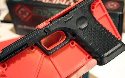 "Justice Dept. Proposes New Rule To Serialize ""Ghost Gun"" Kits"