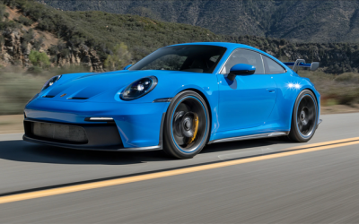 California Bans Porsche From Selling 2022 911 GT3 With Manual Transmission