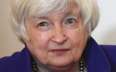 Treasury Secy. Yellen: no clear position on repealing President Trump tax breaks