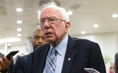 Senate Budget Committee chairman Sanders says they will consider $6 trillion budget bill