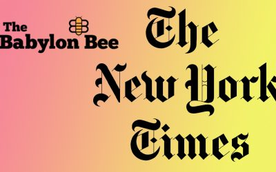 New York Times admits Babylon Bee is satire, not 'misinformation,' in correction