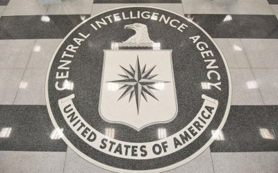 CIA headquarters scare caused by dog collar device
