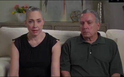 Parents of Benjamin Goodman Speak out on His Murder by J&J Bioweapon Shot
