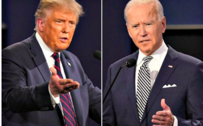 Biden Trashes Trump & Supporters – Ya know JOE… your nose is so long now you make Pinocchio look like its a tooth pick.
