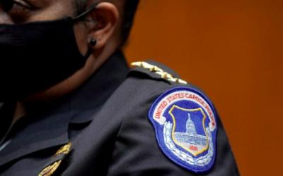 Ashli Babbitt's Husband Still Doesn't Know Identity of Capitol Officer Who Shot Her