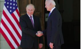 Biden-Putin plunge into tense meeting