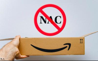 NAC Banned on Amazon, Threatened by FDA