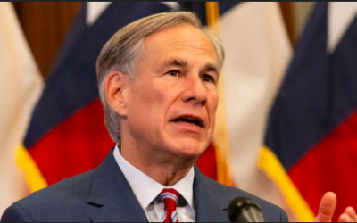 'Shall Never Be Infringed': Texas Gov. Greg Abbott Signs Law Banning Government From Closing Places Of Worship