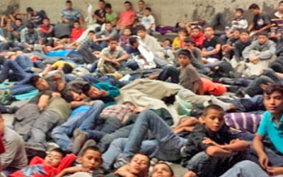 Biden dumping illegal-alien youth across nation without notice
