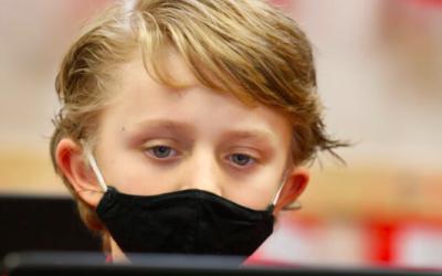 University of Florida Lab Finds Dangerous Pathogens on Children's Face Masks