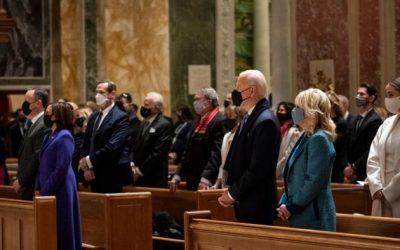 American Catholic Bishops Advance Plan To Deny Biden Communion Over Abortion