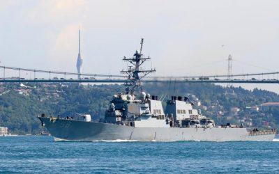 Putin Warns Against Ongoing NATO Warship Build-Up In Black Sea Ahead Of Biden Meeting