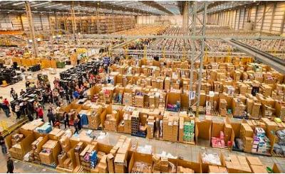 EU slaps online giant Amazon with $887 million fine