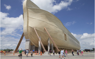 """Like Noah and the """"Ark"""" in Preparation for What is Coming?"""