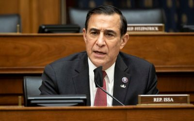 Rep. Issa: There could be a new America by popular revolt
