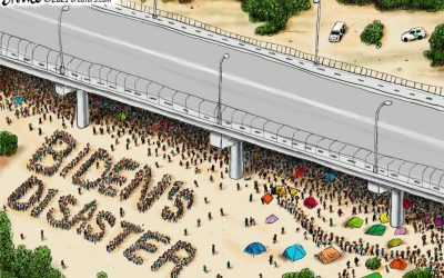 A.F. Branco Cartoon – A Bridge Too Far • CDN