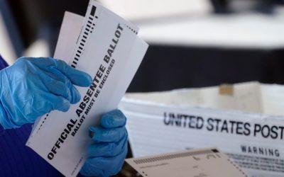 Fulton County, Ga. ballot inspection hearing underway