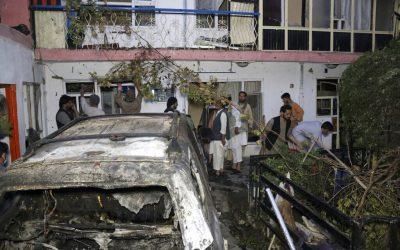 Pentagon calls Kabul strike 'tragic mistake'