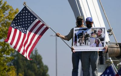 Lance Cpl. Kareem Nikoui, Cpl. Hunter Lopez, Sgt. Nicole Gee remembered for heroism and sacrifice in Calif.