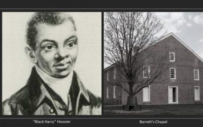 """Who was """"Black Harry"""" Hoosier?"""