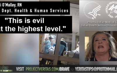 Government HHS Nurse Blows the Whistle on COVID-19 Vaccine Injuries and Deaths that are NOT being Reported